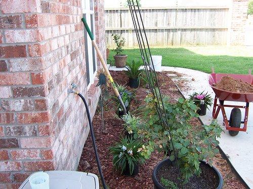 Tavaszi talajjavítás