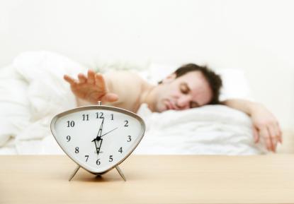 Mit bír kevésbé az, aki alvászavarban szenved?