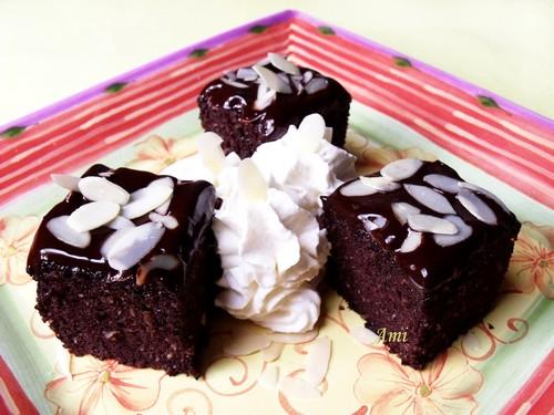 Csokoládés sütemény recept